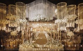 成都富力丽思卡尔顿酒店-光锦婚礼图片