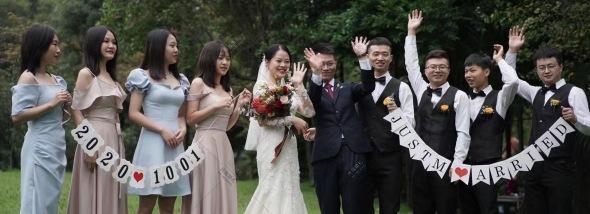 西蜀森林酒店(西南1门)-我不能给你全世界,但我的世界可以全部给你婚礼图片