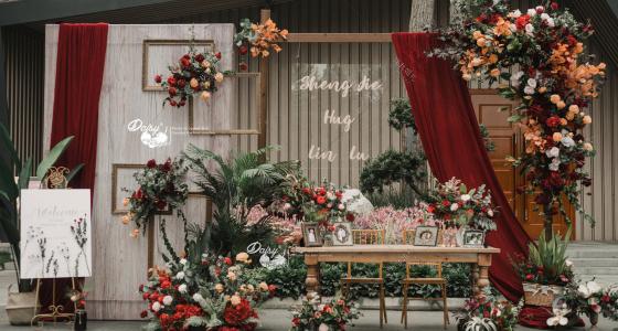 【复古情怀】-婚礼策划图片