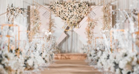 【几何爱情】-婚礼策划图片