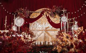 泓来喜宴-复古婚礼图片