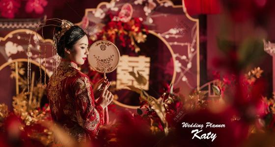 《鸾凤和鸣》-婚礼策划图片