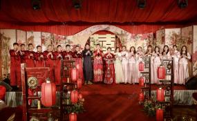 子昂金都国际酒店-红红火火婚礼图片