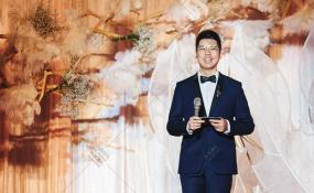 家园国际酒店-大气、典雅、宴会风婚礼婚礼图片
