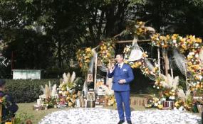 明宇雅豪草坪婚礼 案例图片