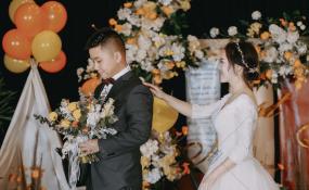 琴鹤苑-她秋了秋天婚礼图片