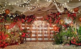 蜀亨酒店-《爱——在发生》婚礼图片