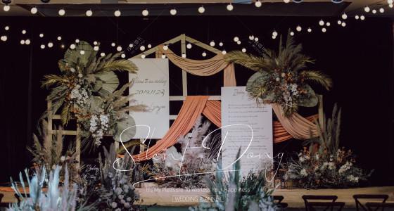复古-婚礼策划图片