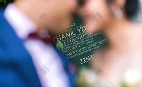 四川省成都市武侯区明宇豪雅饭店(科华店)-绿金色复古婚礼图片