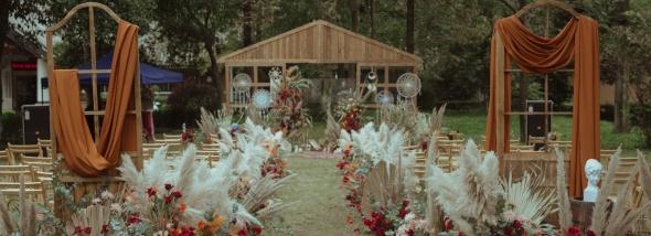 尚成十八步岛酒店-炽爱-复古婚礼图片