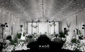 西河大道西段-纯粹繁星婚礼图片