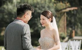 厚院庄园-清新简约婚礼图片