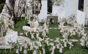 白泽 WHITE PALACE-你的温柔无可替代婚礼图片