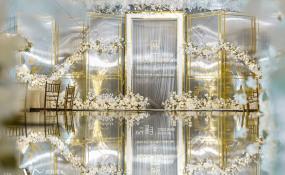 天来酒店-流光婚礼图片
