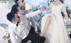 四川省成都市锦江区望江宾馆-《往后余生》婚礼图片