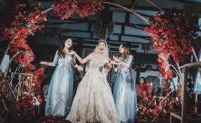 杨鸡肉(望丛中路店)-七年花开婚礼图片