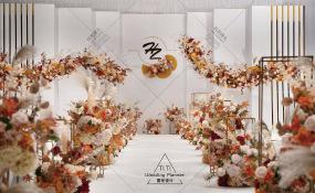 重庆金陵大饭店-极简主义   泰式婚礼婚礼图片
