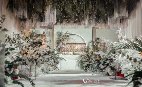 金领·莲花大酒店-有你的拾光婚礼图片
