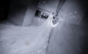 艾克美雅阁-花丛中的欢乐与感动婚礼图片
