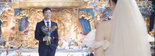 重庆禧满鸿福酒店-单机纪实婚礼图片