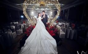 瑞升·芭富丽大酒店-红色系婚礼图片