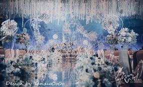 哈曼酒店-海洋·屿你婚礼图片