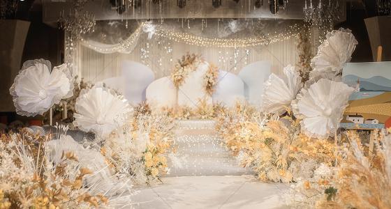 春日里的蜜糖罐-婚礼策划图片